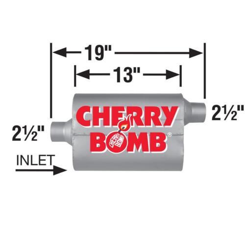 Cherry Bomb PRO Cherry Bomb 7410CB Muffler