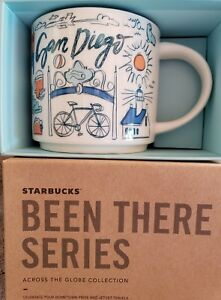Limited 14 Diego New Mug Edition Oz Details Series About Starbucks San Been There 6bgy7f
