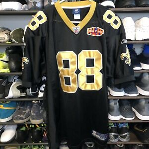 New Reebok New Orleans Saints Jeremy Shockey Super Bowl XLIV jersey  for cheap