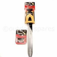 "16"" PowerSharp Chainsaw Chain & Sharpening Starter Kit Jonsered Chainsaw"