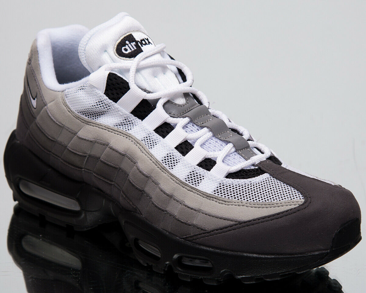 Nike Air Max 95 OG New Men's Lifestyle shoes Black White Low Sneakers AT2865-003