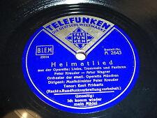 (9186) Emil Frickartz - Peter Kreuder - Artur Wagner - München # Heimatlied