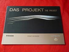MAYBACH Concept Car Exelero Prospekt von 2005
