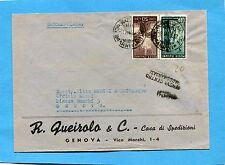 1949 ERP £.5 + DEM.£.50 ann.GENOVA, 08.08.49 (249140)