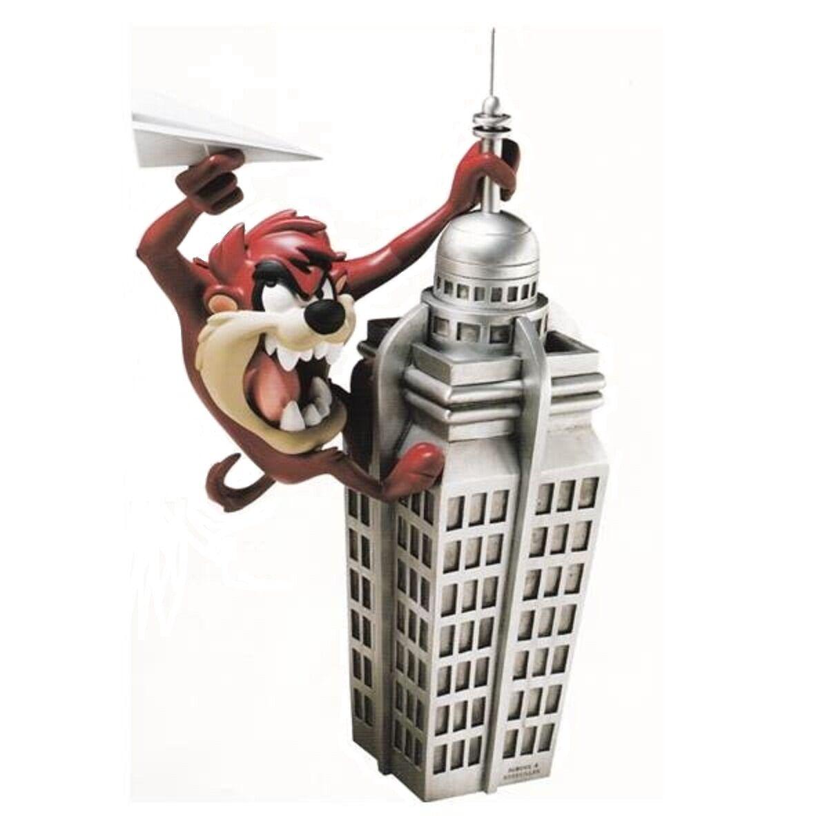 Taz TASMANIAN DEVIL in Empire State Building Demons & Merveilles Statue figure