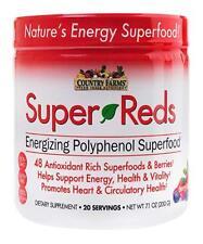 Country Farms Super Reds Powder Berry 200gm 035046098797j1335