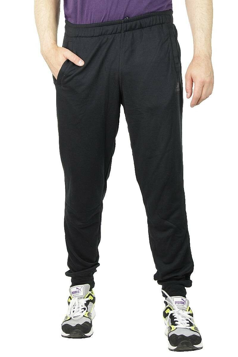 Adidas Ess The Pantalon Essentiel Climalite Diuominiione Courte Jogginghose de uomini