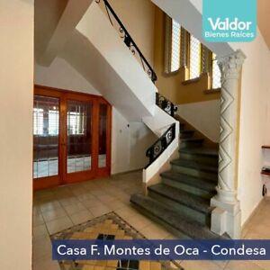 Casa en venta en la Colonia Condesa.
