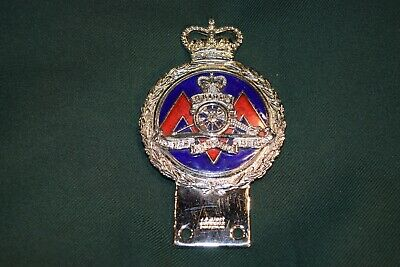 Artillery Badge Car Emblem