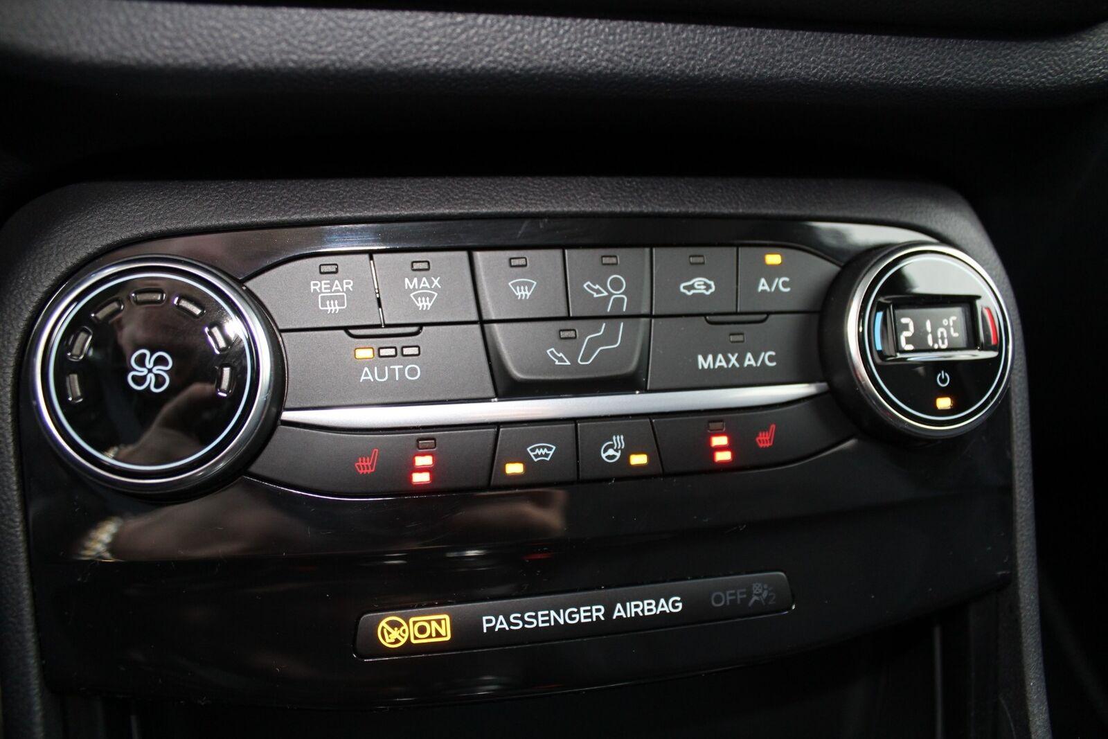 Ford Puma 1,0 EcoBoost mHEV Titanium - billede 15