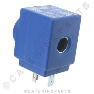 Brema 23091 230v Hf2 Castel Gaz Chaud électrovanne Bobine Seulement Ice Maker Machine-afficher Le Titre D'origine