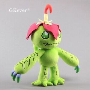 Digimon-Palmon-Plush-Doll-Stuffed-Animal-Toy-12-039-039-Teddy-Digital-Monster-Figures