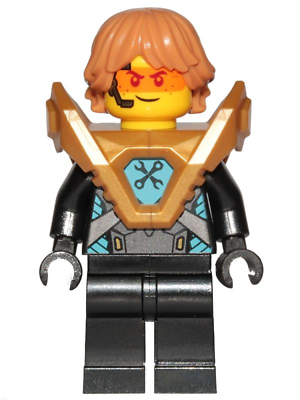 NEW LEGO Ava FROM SET 70324 NEXO KNIGHTS NEX006