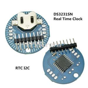 RTC IIC I2C  IIC DS3231SN Real Time Clock Module For Arduino ChronoDot V2.0