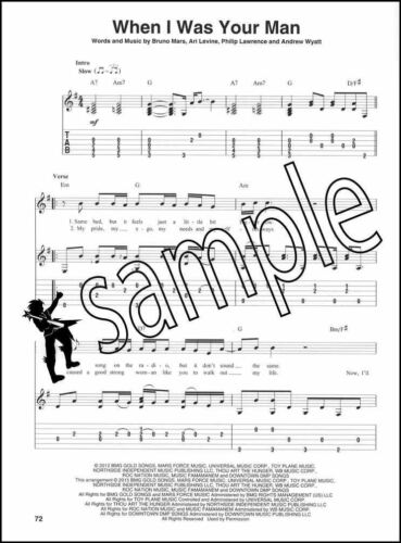 Fingerpicking Popular Hits Guitar TAB Sheet Music Book Royals Skyfall Brave Stay
