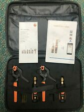 Testo 0563 0002 20 549i2 115i2wireless Smart Probe Test Kit Free Shipping