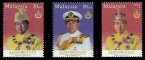 SJ-Coronation-HRH-Sultan-Selangor-IX-Malaysia-2003-Royal-King-stamp-MNH