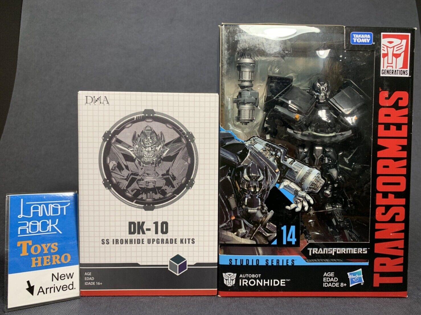 [giocattoli  Hero] In He Transformers SS-14 IronHide + DNA DK-10 upgrade kit  il più alla moda