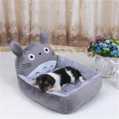 Cartoon Pet Dog Cat Bed Mat Durable Kennel Doggy Puppy Cushion Basket Stack Pad、