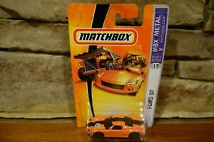 2007-Matchbox-Ready-For-Action-MBX-Metal-13-Ford-GT-Orange-L5029-0910