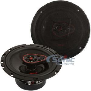 NEW-CERWIN-VEGA-680W-Peak-6-5-034-HED-Series-3-Way-Coaxial-Car-Speakers-H7653