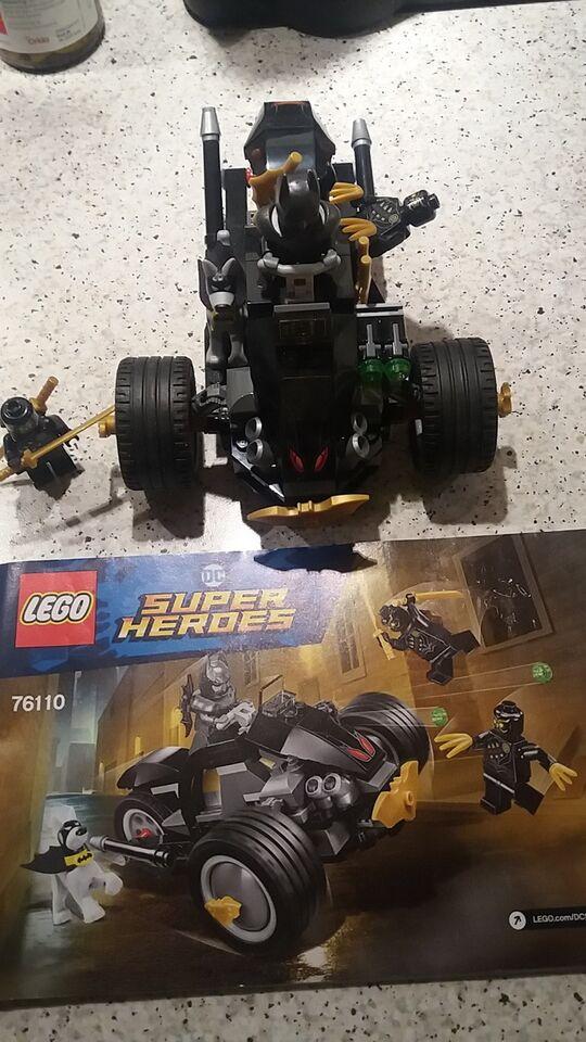 Lego Super heroes, 76110