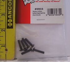 TRAXXAS HOBBY R/C RADIO CONTROL CAR #3933 4X16mm BUTTON HEAD SCREWS PARTS