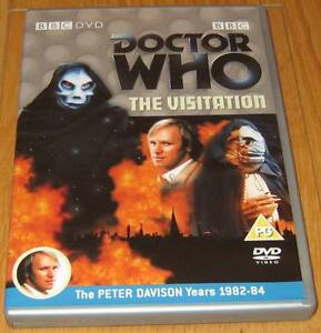 Doctor-Who-DVD-The-Visitation-Excellent-Condition