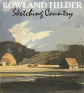 Sketching-Country-by-Hilder-Rowland-Hardback-Book-The-Fast-Free-Shipping