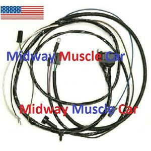 image is loading engine-wiring-harness-64-chevy-impala-biscayne-ss-