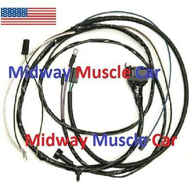 [SODI_2457]   engine wiring harness 64 Chevy Impala Biscayne SS bel air 230 6 cyl | eBay | Impala Engine Wiring Harness |  | eBay