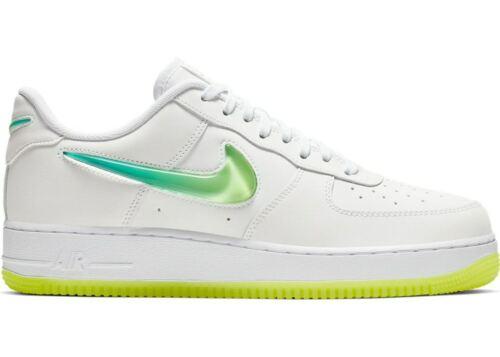 100nuovo Nike 15at4143 1 'volt' da Scarpe Air uomotaglie Force '07 Premium 2 clFK1JT