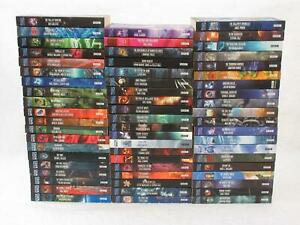 Lot-of-60-EIGHTH-DOCTOR-WHO-ADVENTURES-14-73-BBC-Books