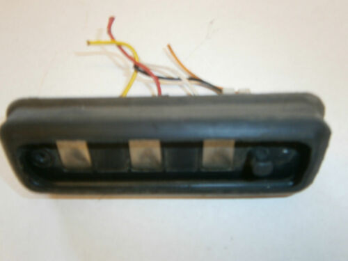 side loading door contacts central locking vivaro traffic trafic sliding van