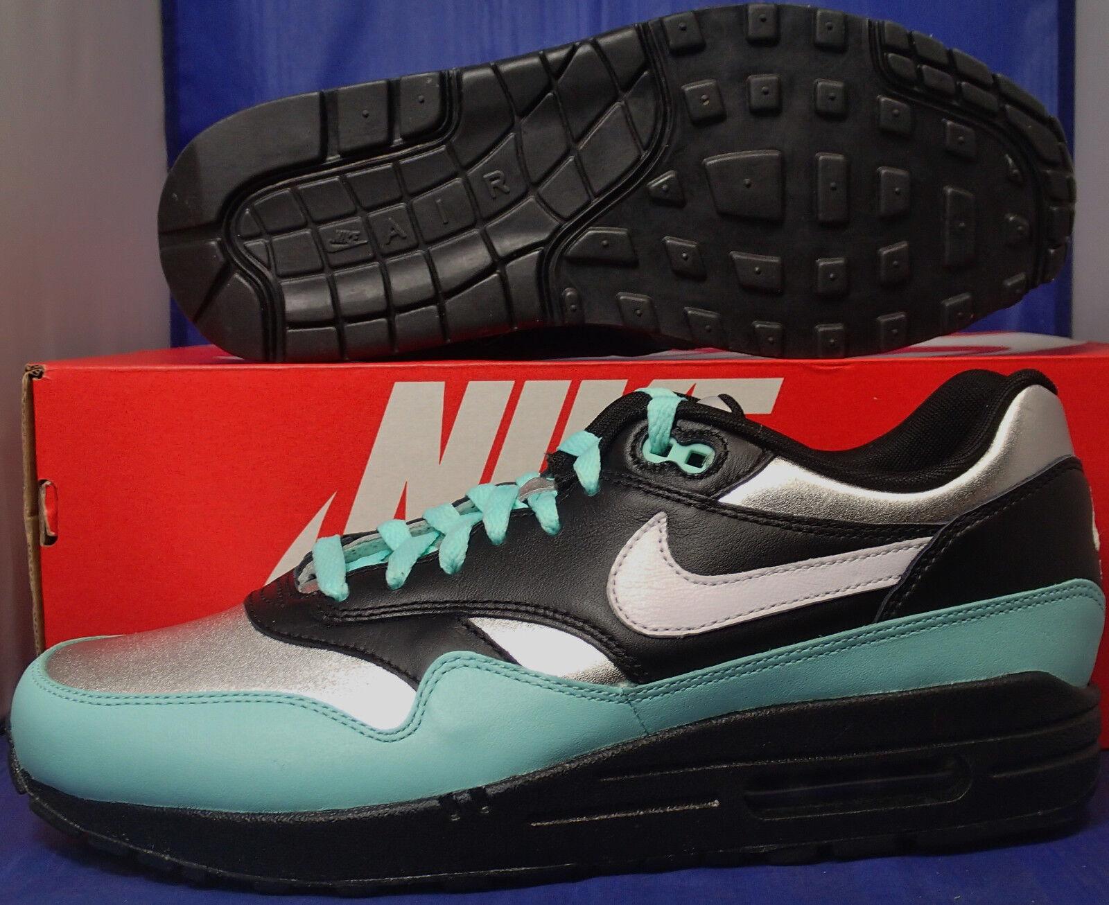 Nike Air Max 1 Diamond Supply noir Femme iD SZ 8.5 /// Femme noir SZ 10 ( 823375-993 ) a00287