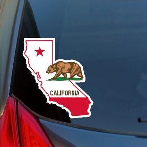California-flag-state-vinyl-sticker-decal-love-car-truck-SUV-Jeep-board-window