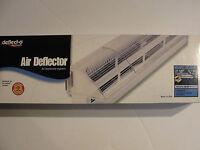 53 Baseboard Register Air Deflector