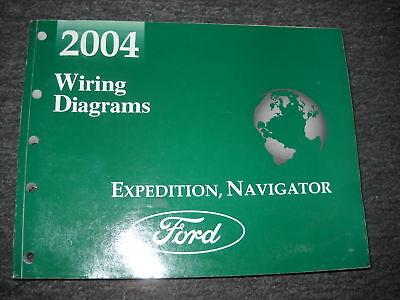 2004 FORD EXPEDITION & LINCOLN NAVIGATOR Electrical Wiring Diagram Manual  EWD   eBayeBay