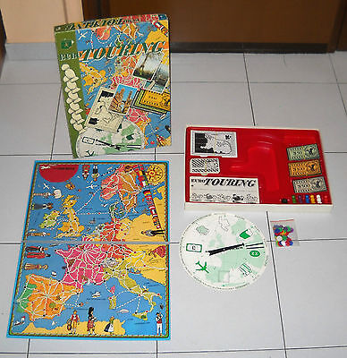 EURO TOURING – Ed Jumbo 1990 OTTIMO Europa cartoline postcard