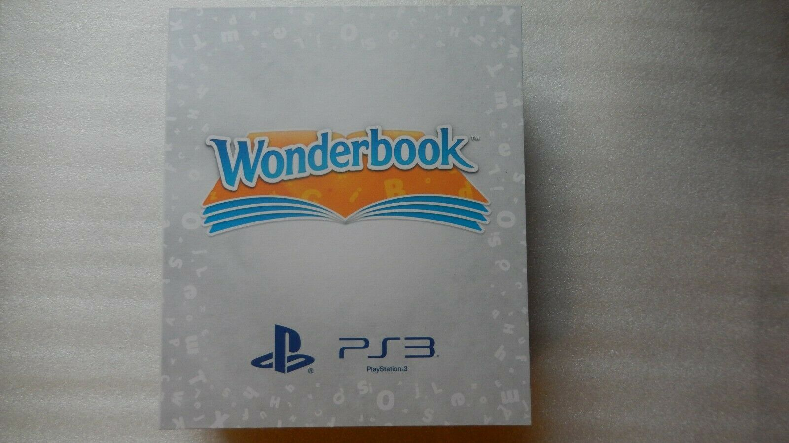 PS3 Move Controller Press Kit Edition J.K Rowling, Wonderbook book of Spells PS3
