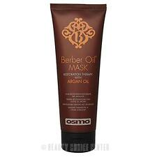 Osmo Berber Oil Mask 75ml with Argan Oil Hair Treatment - Made in UK