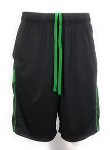 Xersion-Men-039-s-Basketball-Shorts-Inseam-10-034-Color-Black-Green-S-M-L-XL-2XL-NWT