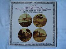 Vivaldi  Le Quattro Stagioni  The Four Seasons UK LP 1984 -410 126   NM / VG