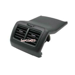 Rear-Air-Conditioning-Outlet-Center-Armrest-Air-Vent-For-Golf-7-MK7-2013-2017