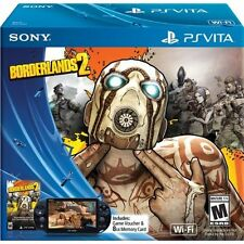 Sony PlayStation Vita Borderlands 2 Limited Edition 1GB Black Handheld System