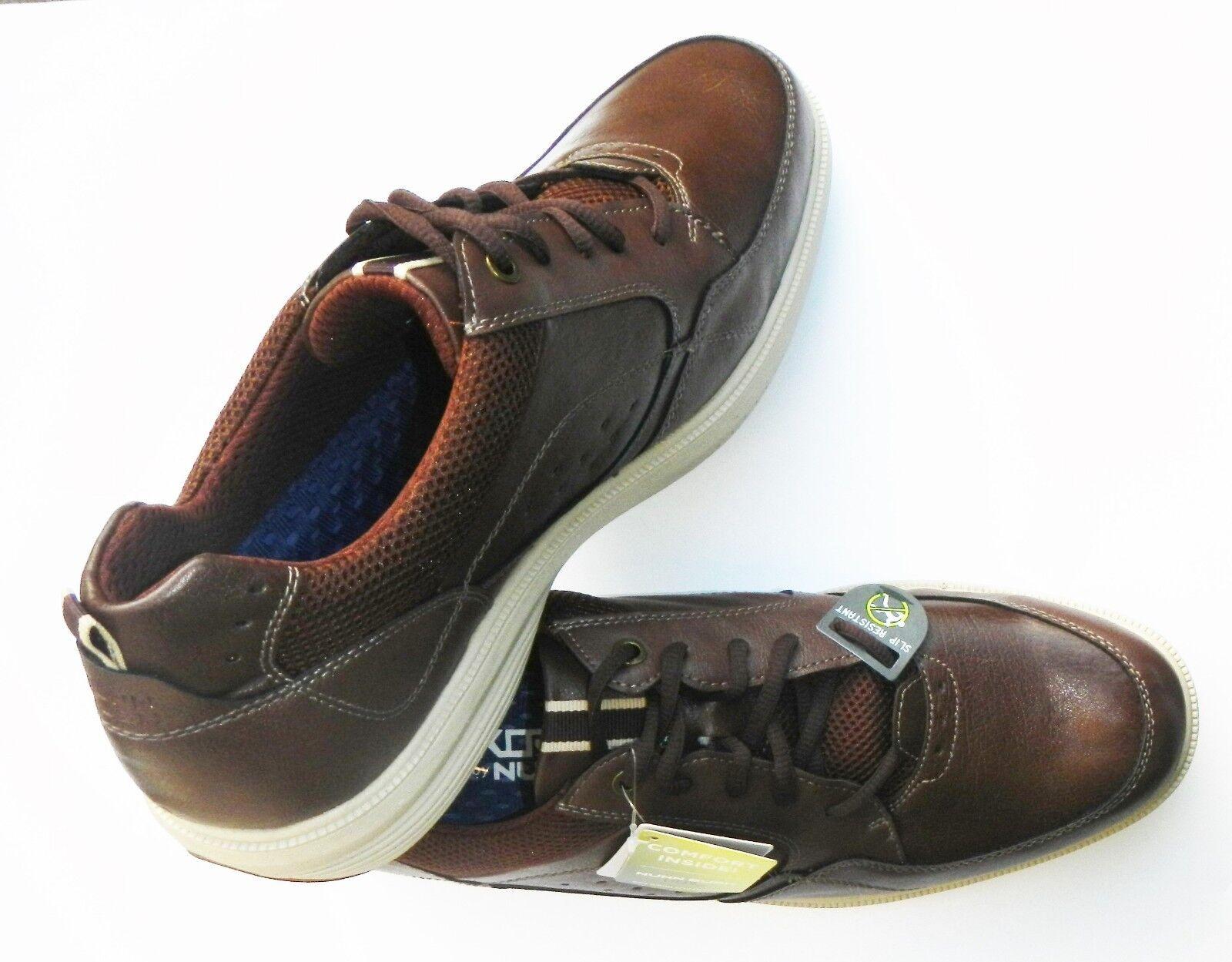 Nunn Bush KORE Men's 12M Brown Walking shoes 84811-200