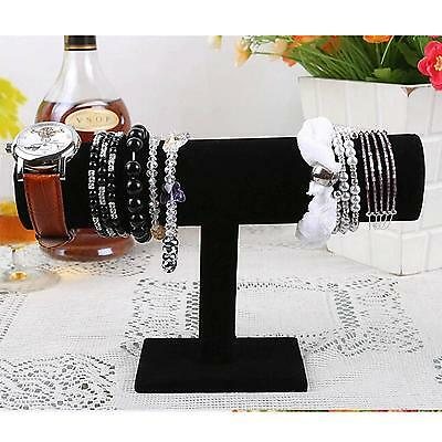Jewellery Display Bracelet Bangle Watches Necklace Organizer Holder Rack Stand