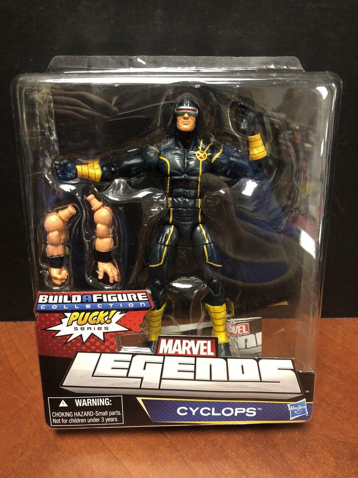 Marvel Legends BAF Puck Cyclops Figure KJ059