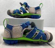 1c0bbed7c689 item 7 KEEN Kids  Seacamp II CNX-C 1014471 True Blue Jasmine Green Sandal  Shoes SIZE 9 -KEEN Kids  Seacamp II CNX-C 1014471 True Blue Jasmine Green  Sandal ...