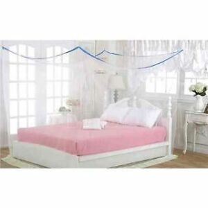 Shahji Creation king size Bed Multicolor 6x6 Feet Mosquito Net | eBay